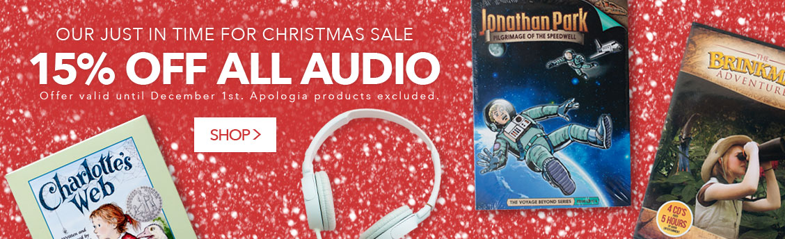 15% OFF ALL AUDIO