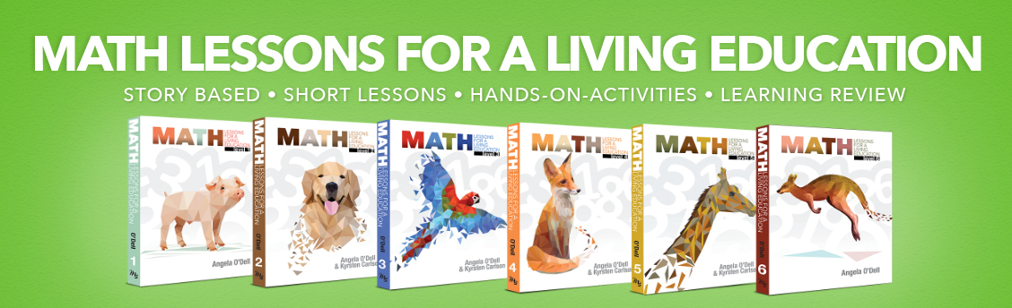 Math Lessons for  Living Education