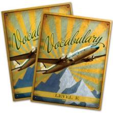 Vocabulary Level E Textbook Kit