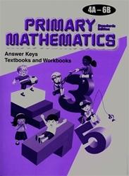 Answer Key 4A-6B Standards Edition - Singapore Math