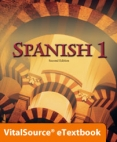 Spanish 1 eTextbook Student (2nd ed.)