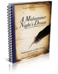 Shakespeare in Three Steps: A Midsummer Night's Dream Book