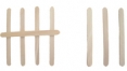 RSMath Tally Sticks - approx. 55 count