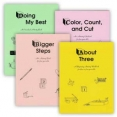 About 3 Preschool Set (4 workbooks)
