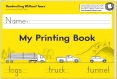 Gr. 1 Workbook - My Printing Book - Handwriting Without Tears