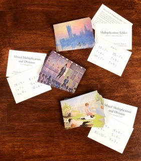 Number Sentence Cards, Elementary Arithmetic 3