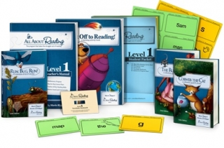 All About Reading Level 1 Kit - Color Edition
