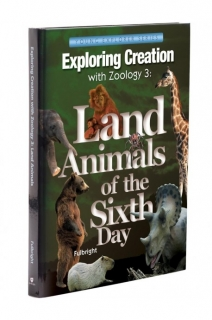 Exploring Creation with Zoology 3: Land Animals - Young Explorer Series
